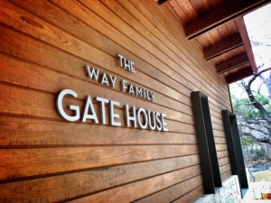 Gate House  - Blue Hole