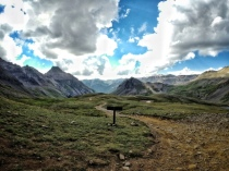 Ouray, CO - Back country
