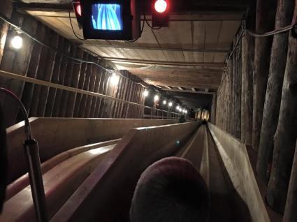 Salt Mine Slide